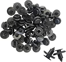 Compatible with Toyota Replaces OEM #: 90467-07166 Mean Mug Auto 201525-6163A 50x Fender Liner Push Type Retainer Clips Scion Lexus