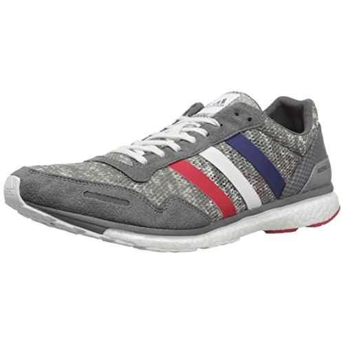 lowest price 68e04 e6707 adidas Mens Adizero Adios 3 Aktiv Running Shoe