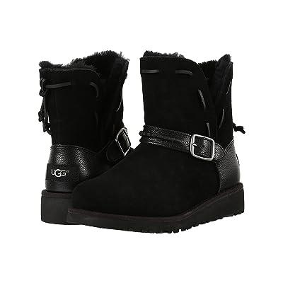 UGG Kids Tacey (Little Kid/Big Kid) (Black) Girls Shoes