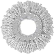 Refil para Mop Giratório Fit, Branco, Flash Limp - Compatível com os Mops Giratórios Fit: MOP5010, MOP5011, MOP9775 e MOP9379