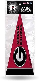 Rico Industries NCAA Unisex-Adult NCAA Mini Pennant, 8-pc Single Team Set