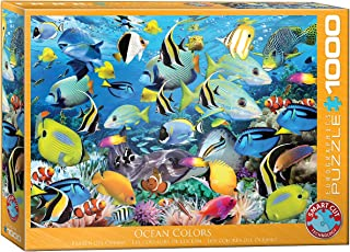 Eurographics Robinson Ocean Colours Puzzle (1000-Piece)