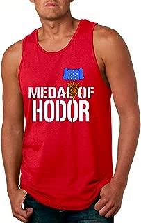 Allntrends Men's Tank Top Medal Of Hodor Popular Top Trendy Shirt Fans Gift