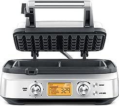 Breville BWM620XL the Smart Pro 2 Slice Waffle Maker, Silver
