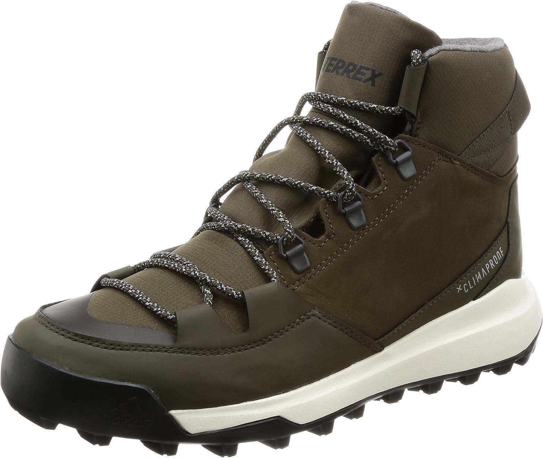 Adidas Herren Terrex Winterpitch Cw Cp Trekking-  Wanderstiefel, Wanderstiefel, Schwarz, 43.3 EU  günstigster Preis