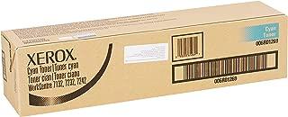 Xerox WorkCentre 7132/7232/7242 Cyan Toner Cartridge 006R01269