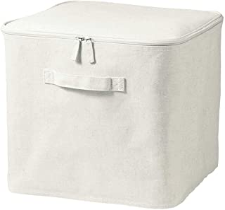 Muji Linen Storage Bag, Beige, Large