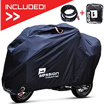 Bike Bicycle Rain Cover Motorcycle Scooter Dust Full Protector Sun Cover Shelter
