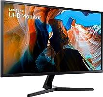 Samsung LU32J590UQUXEN 32 tum 4K Ultra HD 3840 x 2160 LED-skärm - 2 x HDMI, displayort