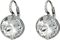 Swarovski - Globe Pierced Earrings