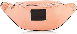 حقيبة الخصر ستريت باك من النايْلون من كالفن كلاين جينز للأمتعة ومعدات السفر، وردي، 37 سم - K60K606599
