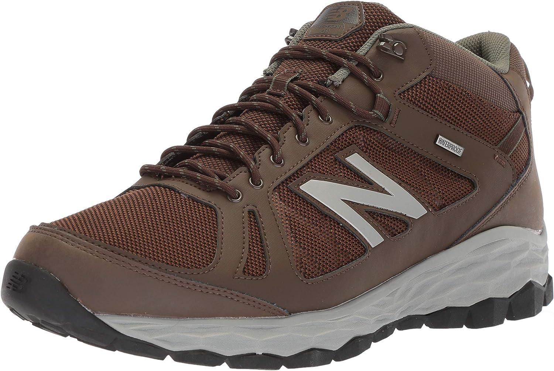 nouveau   - Chaussures MW1450W1 Hommes, 50 EUR - Width 2E, Chocolate marron Team Away gris