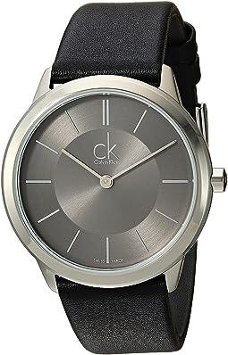 Calvin Klein - Minimal Watch - K3M221C4