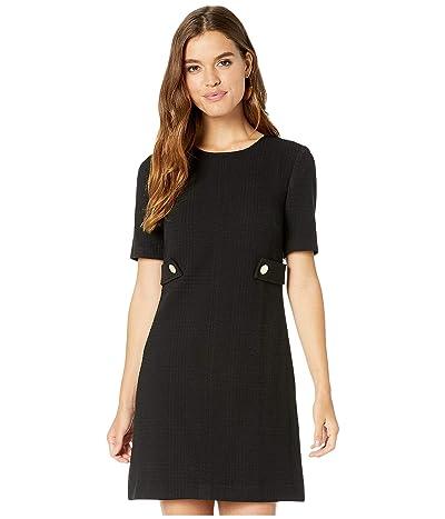 Trina Turk Forchini Dress (Black) Women