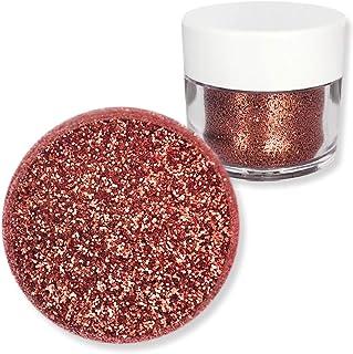 Amazon com: rose gold edible glitter - Bakell