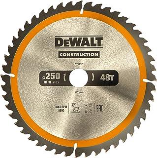 DeWalt DT1957-QZ - Hoja para construcción 250x30mm 48D