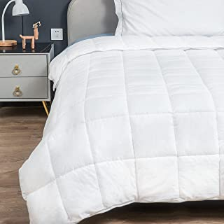 Sunflower 100% Cotton Comforter King Down Alternative,...