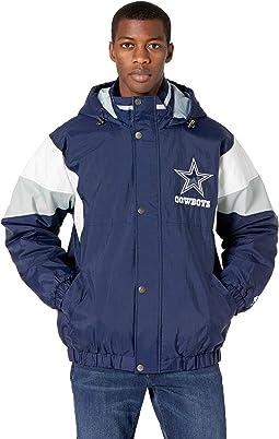 Dallas Cowboys Starter The Breakaway II Starter Full Zip