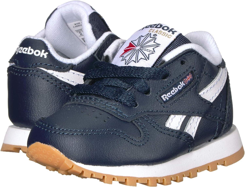 Reebok Kids Classic Leather Sneaker