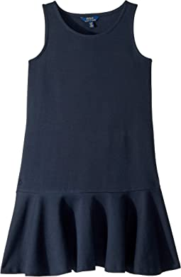 Ponte Sleeveless Dress (Little Kids/Big Kids)