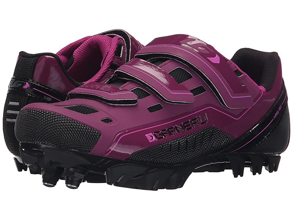Louis Garneau Women S Casual Cycling Shoes Purple