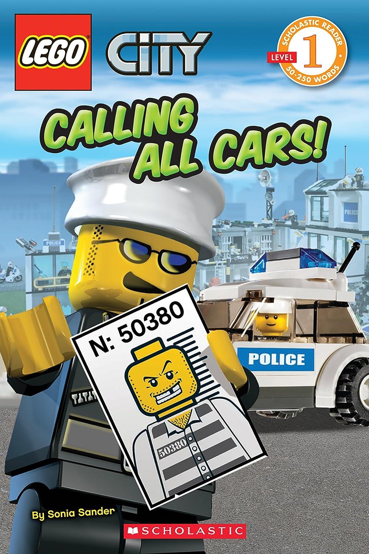 以上余計な鷹LEGO City: Calling All Cars! (Level 1) (English Edition)