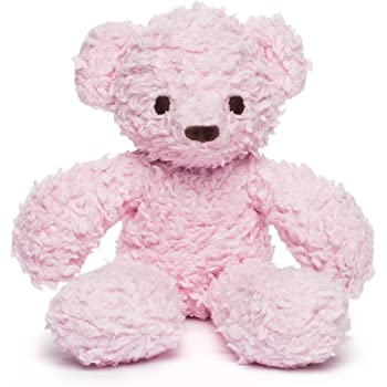 12 White 12 BB006-Wht Bears for Humanity Organic Sherpa Bear Plush Toy