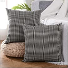 Best houndstooth throw pillows Reviews