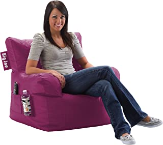 Big Joe Dorm Chair, Pink Passion