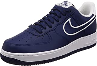 finest selection 7e53c 6d236 Nike Air Force 1  07 Leather, Sneakers Basses Homme