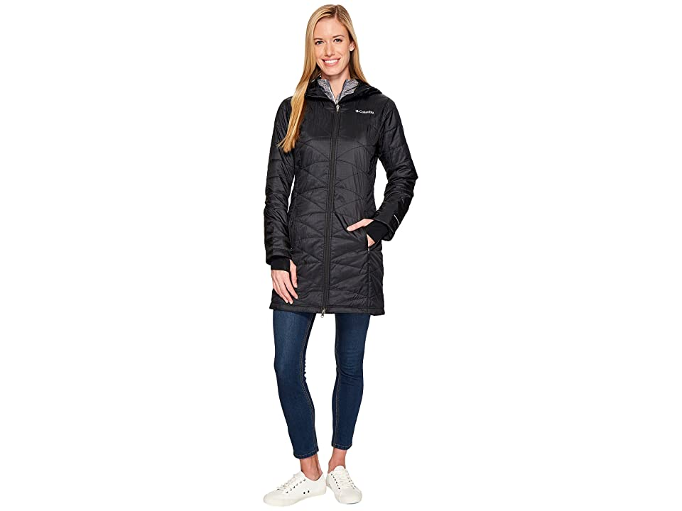 Columbia - Columbia Mighty Litetm Hooded Jacket , Black