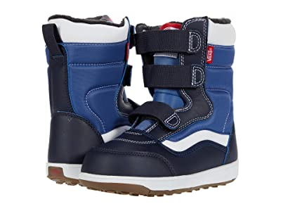 Vans Kids Snow Cruiser V MTE (Little Kid/Big Kid) (Navy/White) Kids Shoes