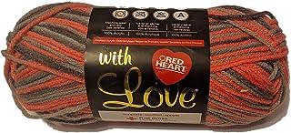 RED HEART E400B-1968 With Love yarn, Delightful