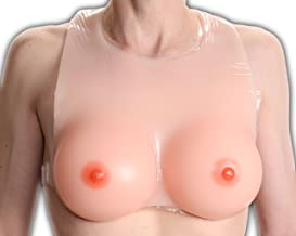 Envy Body Shop Silicone Breast Form Envy Be Mine Mastectomy Crossdressers and Transvestites Size 11(5XL) sizes42DD/44D/46C
