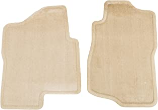 GM Accessories 19121914 Front Carpeted Floor Mats in Cashmere