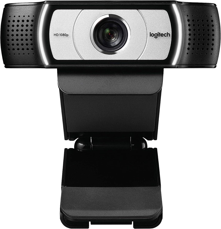 3. Logitech C930e 1080P HD Video Webcam