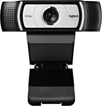 Logitech C930e 1080P HD Video Webcam – 90-Degree Extended View, Microsoft Lync 2013..