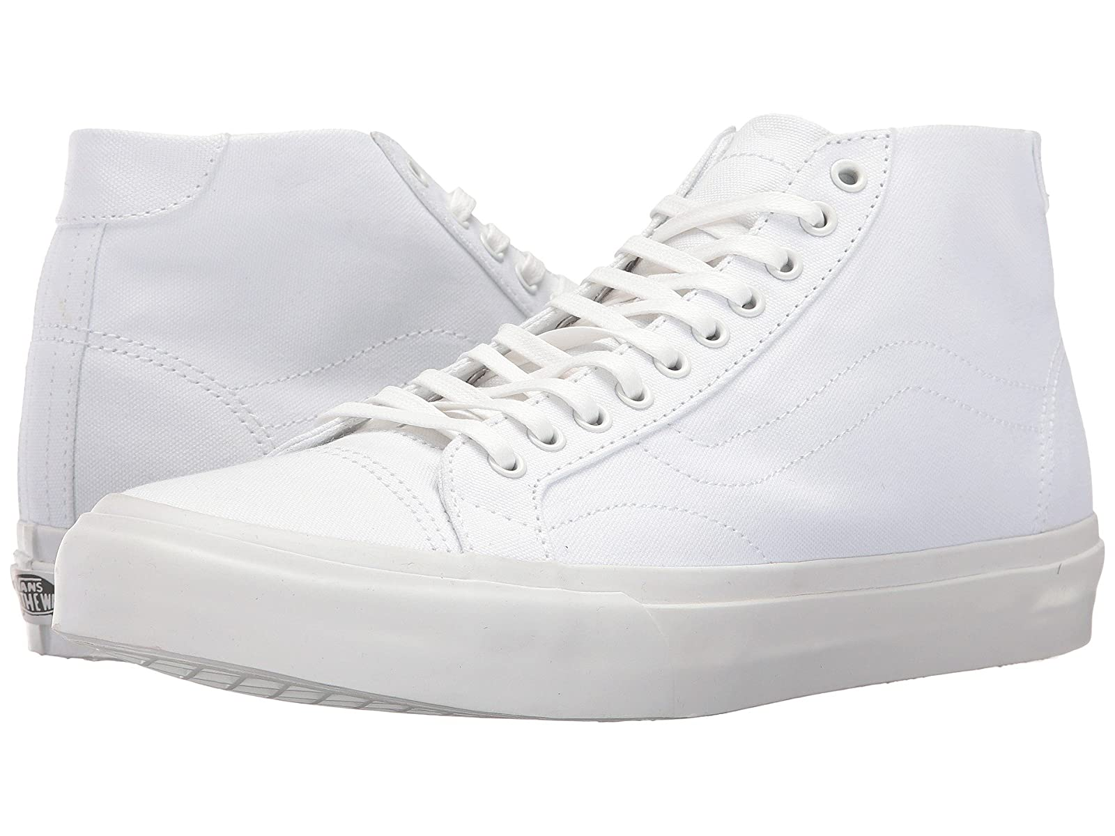 Vans Court MidCheap and distinctive eye-catching shoes