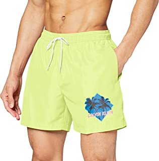 Calvin Klein Men's Medium Drawstring Trunks