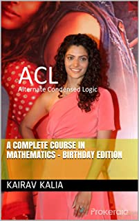 A Complete Course in Mathematics - Birthday Edition