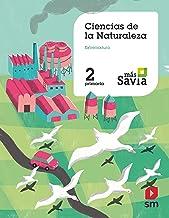 Ciencias de la naturaleza. 2 Primaria. Mas Savia. Extremadura