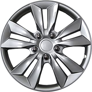 """Drive Accessories 1031 Silver 16"""" ABS Plastic Aftermarket Wheel Cover"""