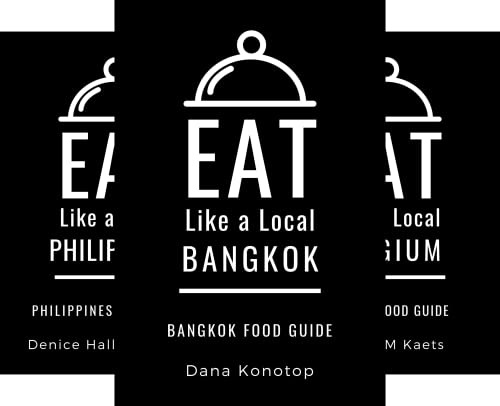 Eat Like a Local World (43 Book Series)