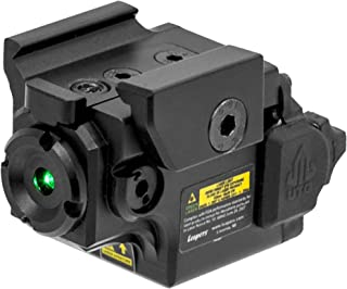 UTG Compact Ambidextrous Green Laser, Integral Mount, Black
