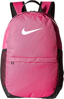 Rush Pink Black White. 99. Nike Kids. Brasilia Backpack (Little Kids Big ... 75141a78802a2