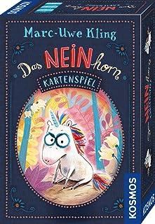 Kosmos KOSMOS 680848 Das NEINhorn - Kartenspiel, Das Spiel zum bekannten Kinder-Buch, lustiges Kinderspiel ab 6 Jahre, für 2 bis 6 Spieler, in praktischer Magnet-Box