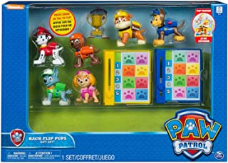 Paw Patrol 6 Pack Back Flip Pups Gift Set from Spin Master