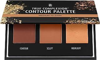 پانچ Contour Palisade Solid Radiance Solid، Dark to Dark، 0.38 اونس