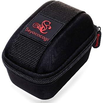 seyococogi 腕時計ケース 時計収納 時計携帯 時計ケース 腕時計収納 腕時計携帯 1本 (ブラックS) コンパクト