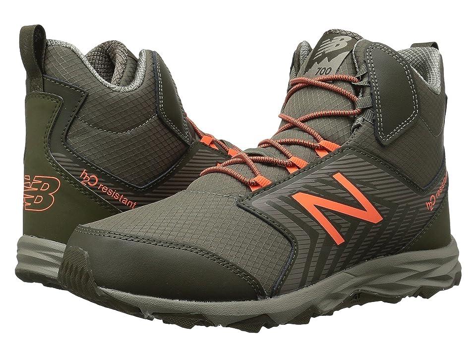New Balance Kids KH700v1Y (Little Kid/Big Kid) (Olive/Orange) Boys Shoes